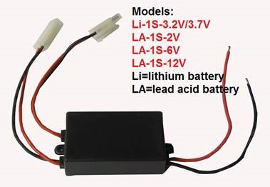 Specification of Battery Balancers   Electric Car Parts Company
