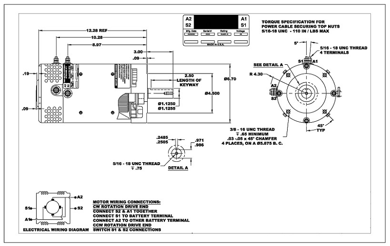dc electric wire diagram electric wire diagram kramer 8 #3