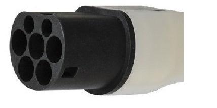 62196 2 European Standard Plug 16A 32A Or 63A 250v EV Custom