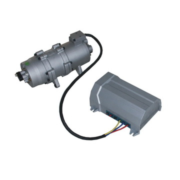 Dc Air Conditioner Compressor And Controller