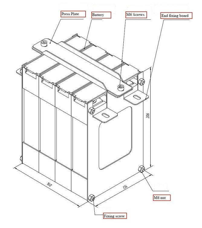 balanced battery wiring diagram