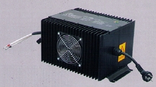 6kW / 6000 Watts 48V-352V<br>Lithium or Lead-Acid Battery Charger
