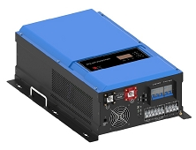 <b>12kW</b> 48V Input Pure Sine Wave<br>Inverter/Charger DC to AC Power