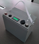 12V 100Ah<br>Lithium-ion Battery<br>10.2 * 6.6 * 8.3 in.<br>22 Lbs. (10 Kg)