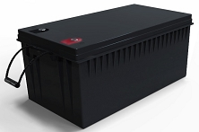 5120 Watts 12V 400Ah<br>EV LiFePO4 Lithium Battery Pack<br>18.9 * 14.9 * 10.7 in.<br>126.1 Lbs.
