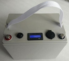 <b>- 12 VOLT PACKS</b>