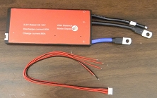 12V 80A EV BMS (Battery Management System)