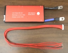 24V 100A EV BMS (Battery Management System)