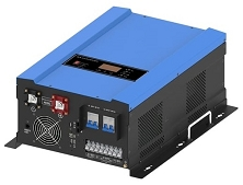 <b>6kW</b> 48V Input Pure Sine Wave<br>Inverter/Charger DC to AC Power