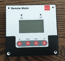 Remote Meter LCD Display Unit