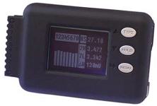 CellLog 8S Cell Voltage <br> Monitor and Logger