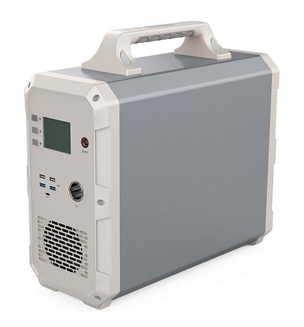 1000 Watts Output Portable Lithium Battery Pack