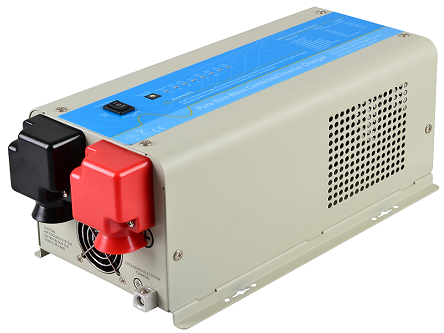 12V 1kW DC to AC Power Pure Sine Wave Solar Inverter and Battery Charger