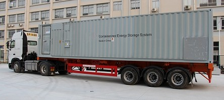 750KWH Energy Storage Banks<br>in 40ft Containers...$569,738 each, Plus Freight