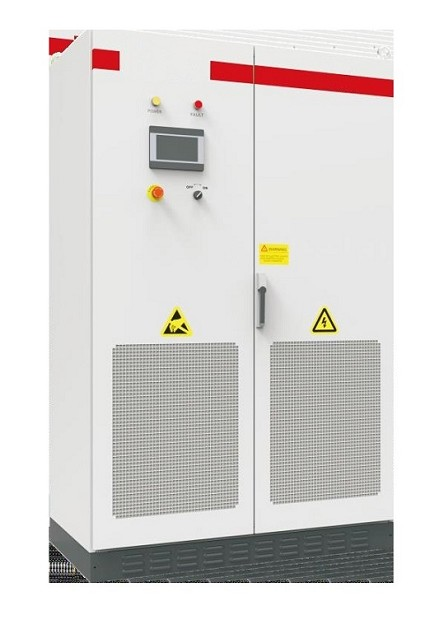 350kW<br>480A Max Input Current<br>Solar Charge Controller