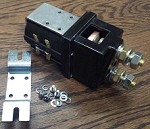 SPST Single Pole Single Throw<br>400-500A EV Contactor Set<br>12V or 48V Coil USA Stock!<br>UL Listed