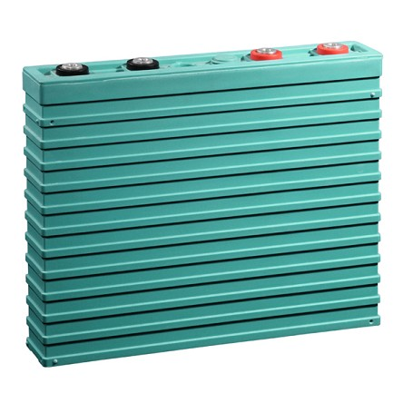 400Ah, 3.2V, 0.8C <br> EV Lithium LiFePO4 <br> Prismatic Cell Batteries
