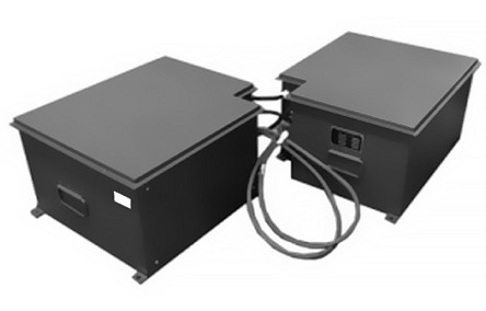 21kW 72V 300Ah<br>LiFePO4 Lithium Battery Pack<br>4000 Continuous Charge Cycles