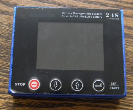 BMS (Battery Management System)<br>For 72 Volt Lithium Battery Packs