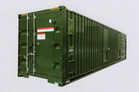 Up to 3MWh 600V~900VDC<br>Energy Storage System<br>Price is for 1MW Unit