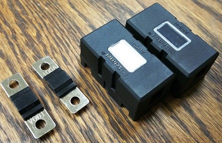 Mini ANL Black Fuse Block for 100A Fuses