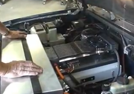FORD RANGER - PART 1 <br> EV CONVERSION VIDEO <br> Carl takes us through the system. <br> 9:13