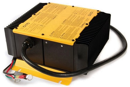 .695kW / 695 Watts <br> 24V 25A <br> Lithium* or Lead-Acid Battery Charger <br> USA Stock!