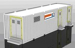 Up to 1MWH 40 ft. Container<br>350KWH per 20 ft. Container