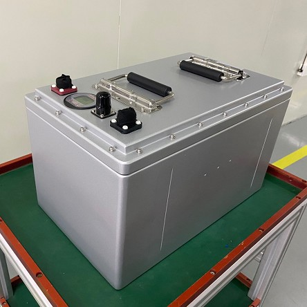 24V 200Ah LiFePO4 Lithium Battery Pack<br>Can Be Paralleled<br>5 Year Factory Warranty