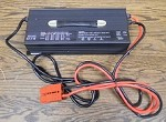 12V 100A 1400 Watts<br>LiFePO4 Lithium Battery Charger<br>13.2 Lbs. / 6 Kg