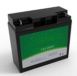 256 Watts 12V 20Ah <br> EV LiFePO4 Lithium Battery Pack <br>6.3 Lbs. / 2.85 Kg