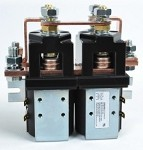 DPDT Double Pole Double Throw<br>400A EV Reversing Contactor Set<br>12V DC Coil USA Stock<br>UL Listed