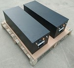 10,000 Watts 10kW 48V 200Ah<br>LiFePO4 Lithium Battery Pack<br><264 Lbs. / <120 Kg