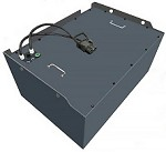 18,000 Watts 18kW 48V 360Ah<br>LiFePO4 Lithium Battery Pack<br>661 Lbs. / 300 Kg